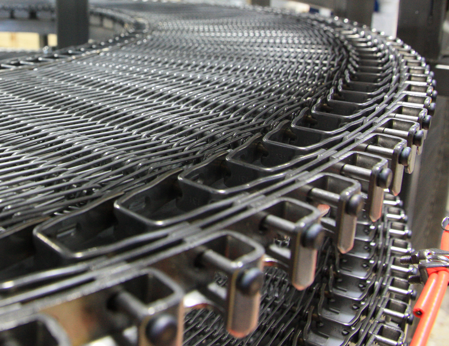 Spiral Conveyor Belts