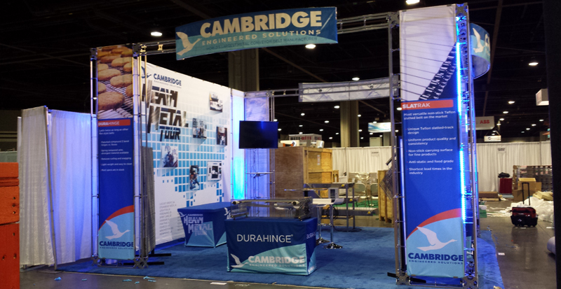 Cambridge Engineered Solutions Truss System