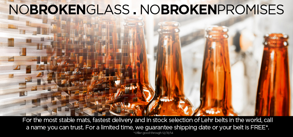 No Broken Glass . No Broken Promises