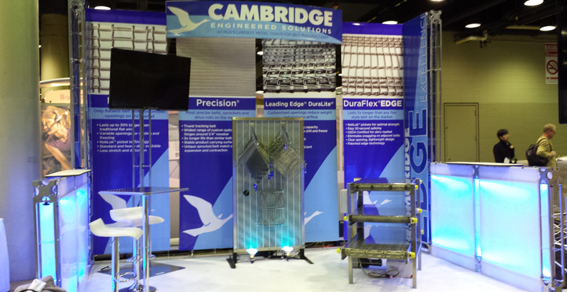 Cambridge Engineered Solutions at Pack Expo 2015