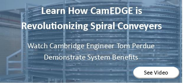 CamEDGE Video with Tom Perdue