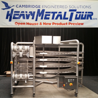 Heavy Metal Tour & Open House - The Netherlands